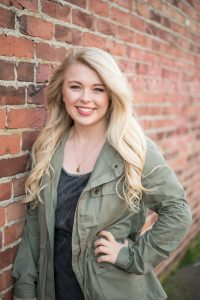 An Image from a High School Senior Photography Session in Enumclaw, Washington