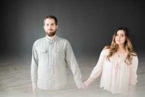 An Image of an Engagement Photography Session in Draper, Utah