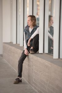 An Image from a Senior Boy Photography Session in Provo, Utah
