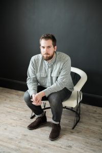 An Image of a Men's Photography Portrait Session in Draper, Utah