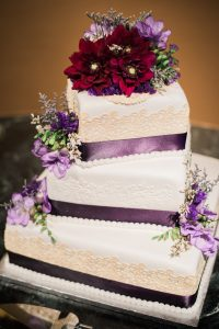 An Image off a Wedding Reception at the Joseph Smith Memorial Building in Salt Lake City, Utah